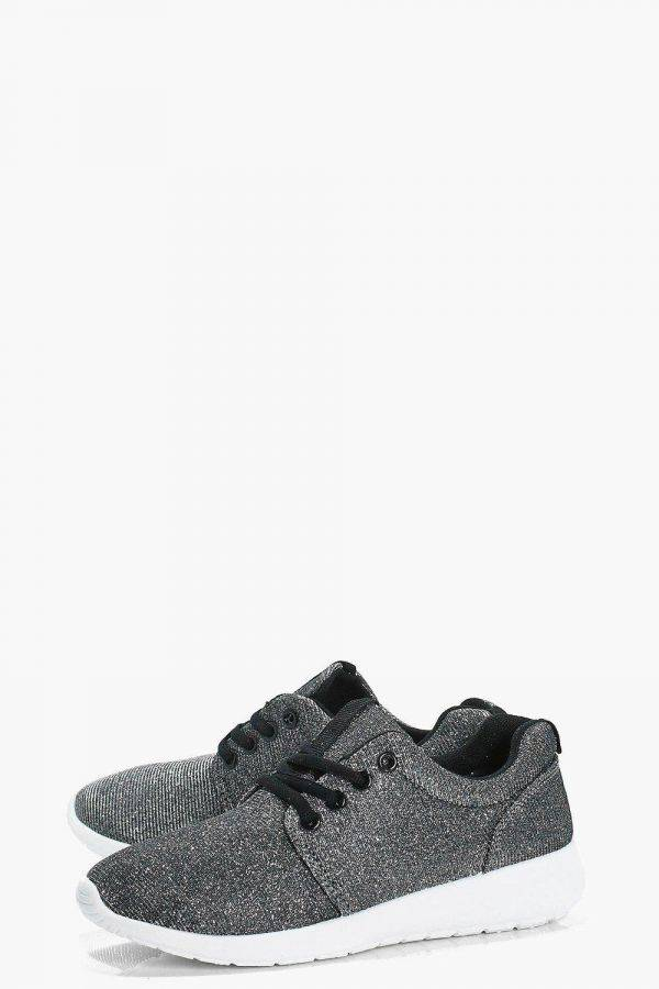 Gray Athletic Shoe