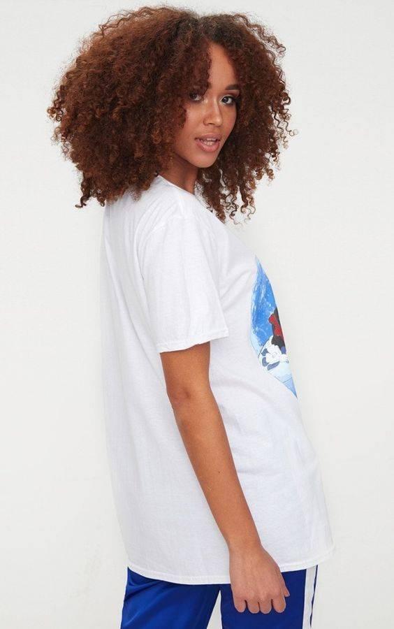 Disney White T-Shirt