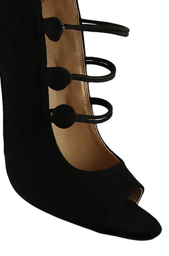 حذاء كراود بليزر باللون الأسود