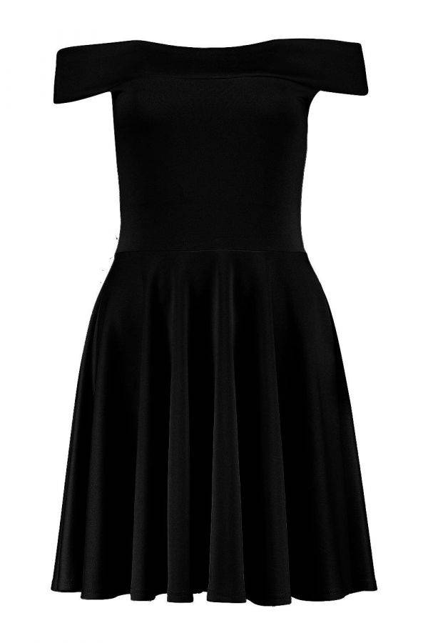 Black Dress of Scholder