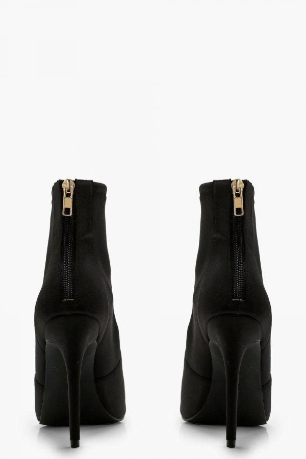 High Heel Boot Heel Shoes