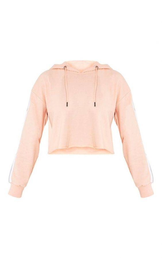 Sweet Hoody Pink Shirt