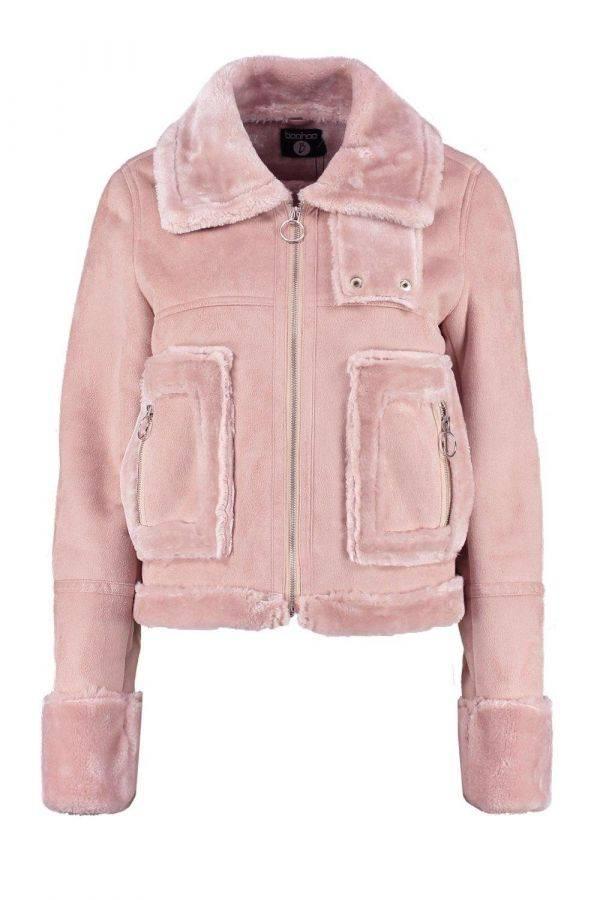 Women's Pink Jacket