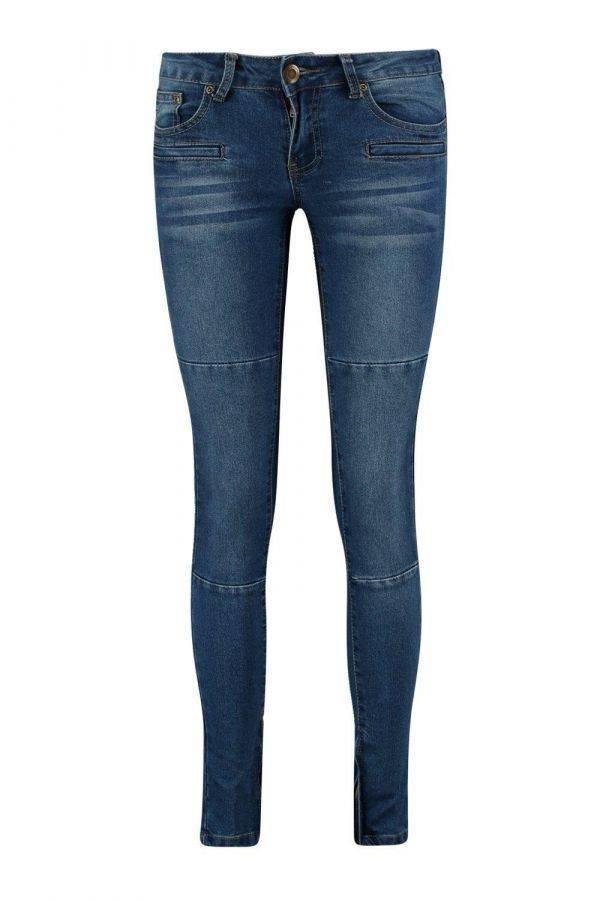 Blue Bohlo Trousers