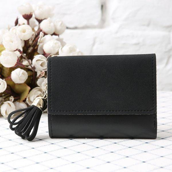 Black women's wallet