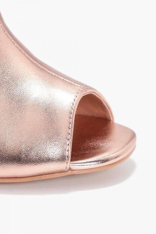 حذاء كعب مكعب-4