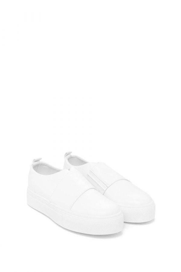 حذاء رياضي ابيض-4