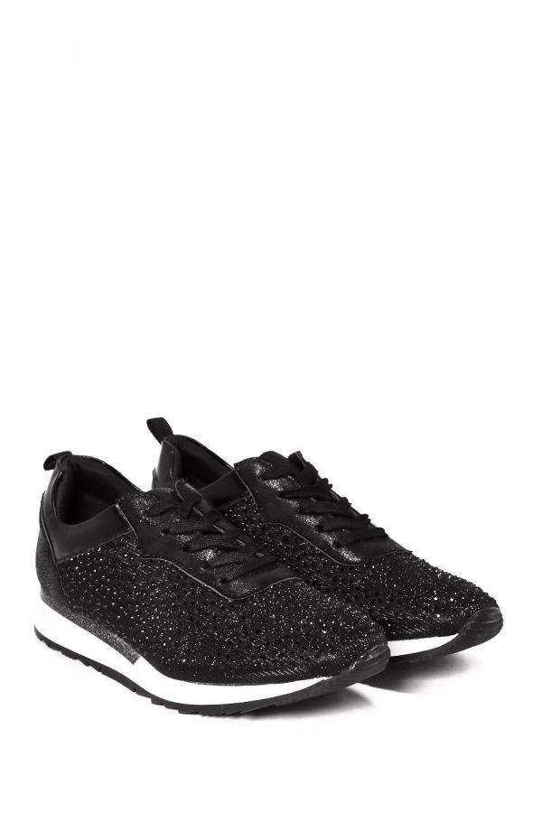 حذاء رياضي اسود-4