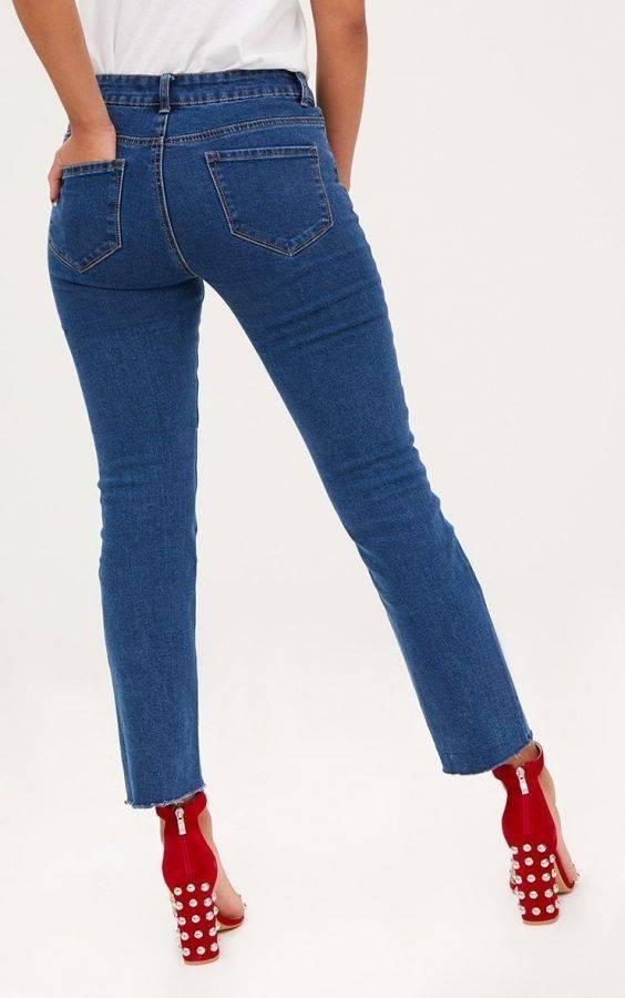 بنطلون جينز ضيق-4