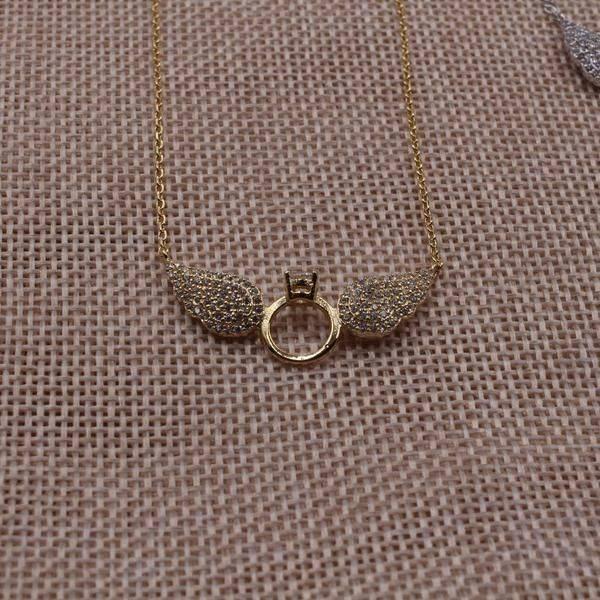Catenary wing large zirconia