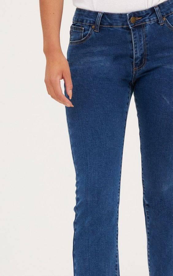 بنطلون جينز ضيق-5