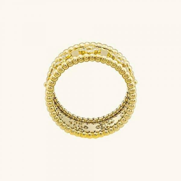 خاتم فان كليف زركون-3