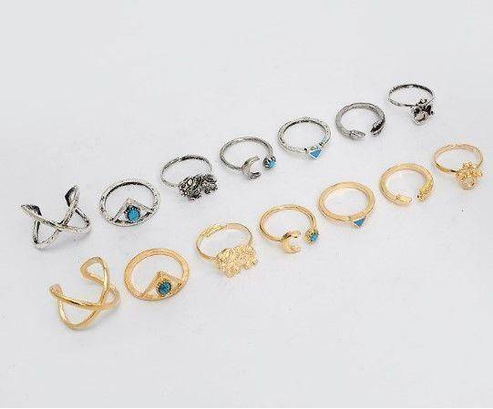 Set 7 rings