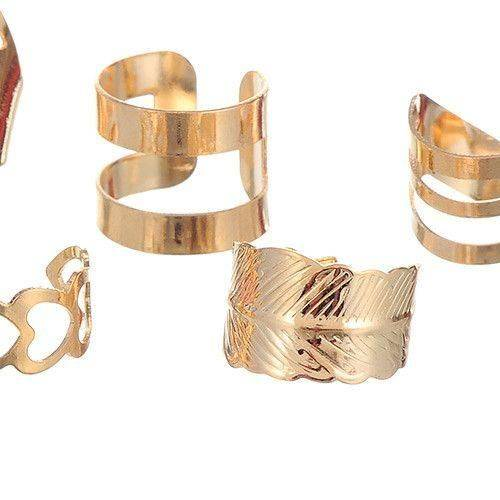 Huff Art Rings Collection