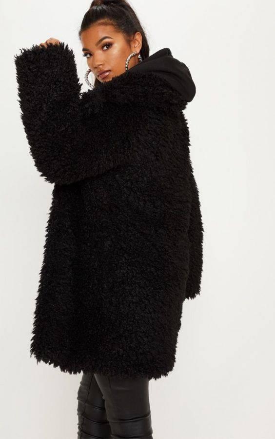 Pretty Furry Jacket
