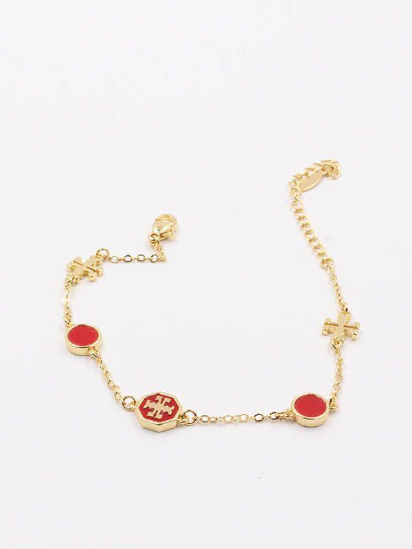 Tory Burch colorful bracelet