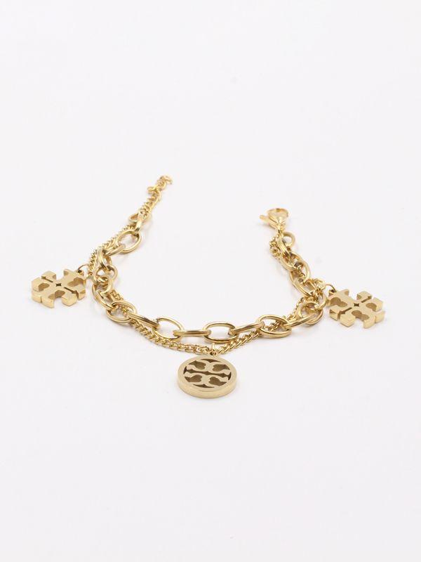 Tory Burch gold bracelet