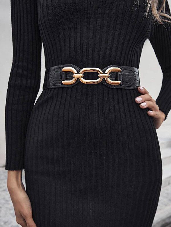 حزام ذهبي جنزير