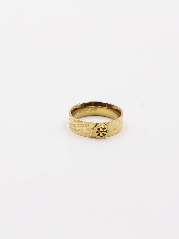 Tory Burch gold ring