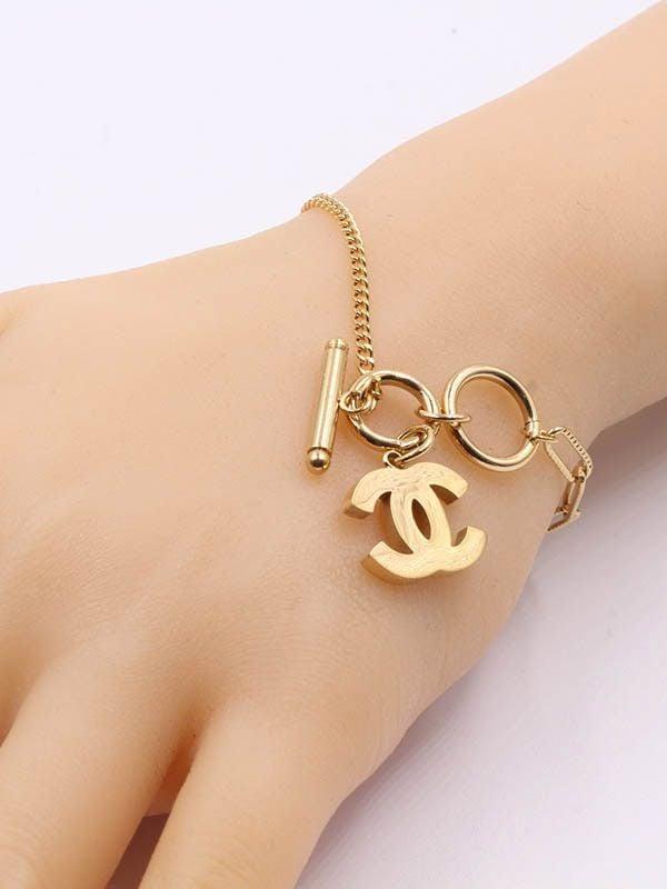 Chanel Gold Shine bracelet