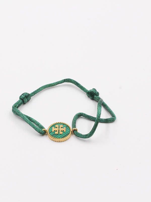 Tory Burch thread bracelet
