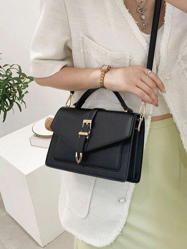 حقيبة سوداء ساتشيل