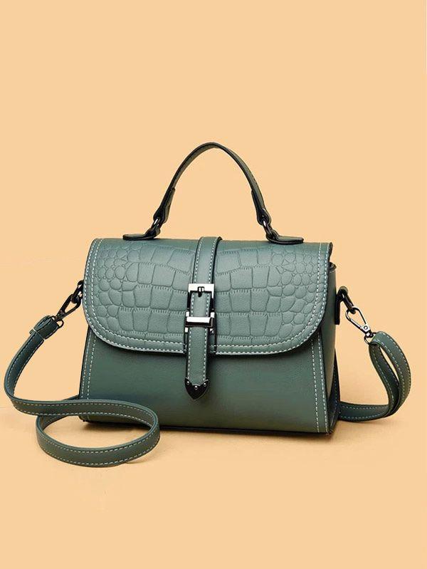 حقيبة خضراء ساتشيل