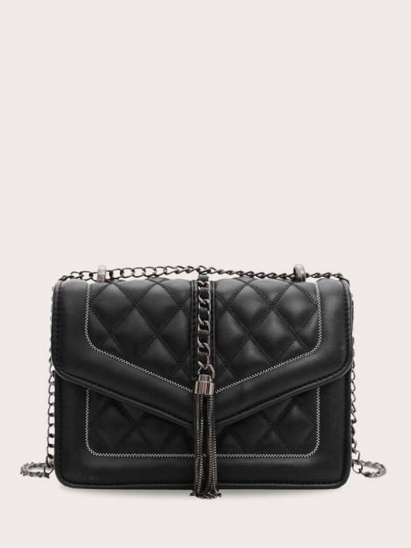 حقيبة سوداء وذ بلاك تشين