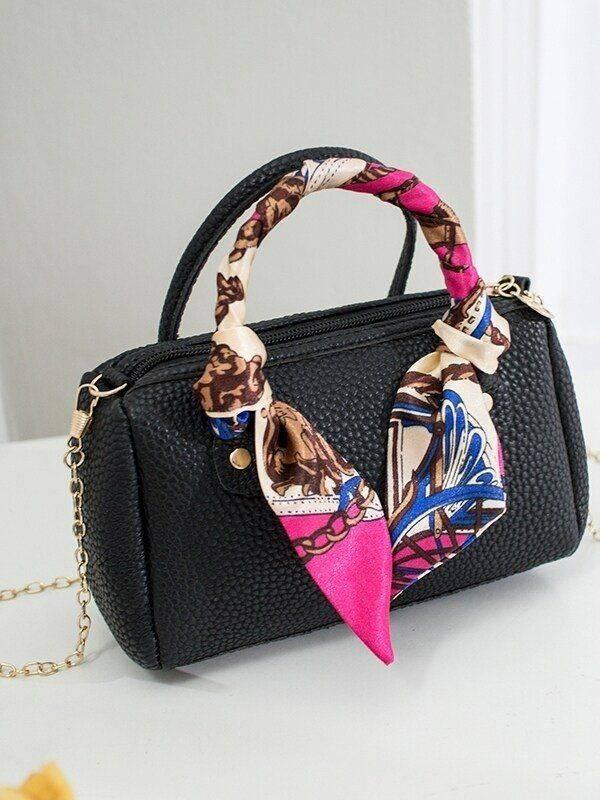 Small black bag