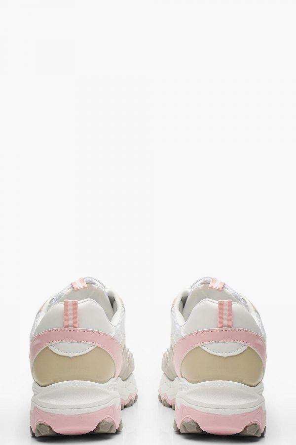 Women sports shoes Pink