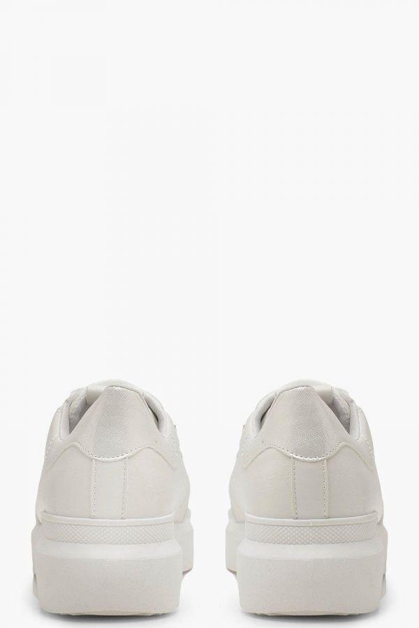 حذاء فلات ايفريداي ابيض-3