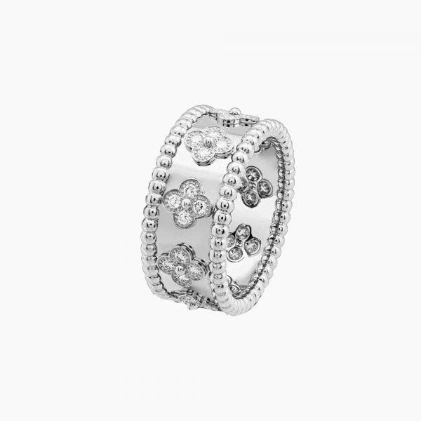 خاتم فان كليف زركون-4