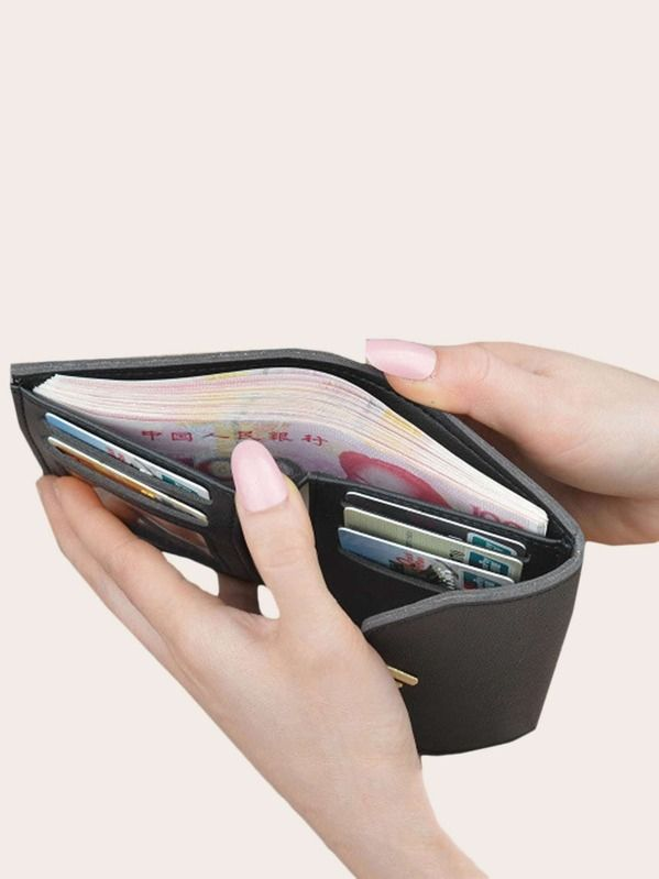 محفظة قابلة للطي جلد-4