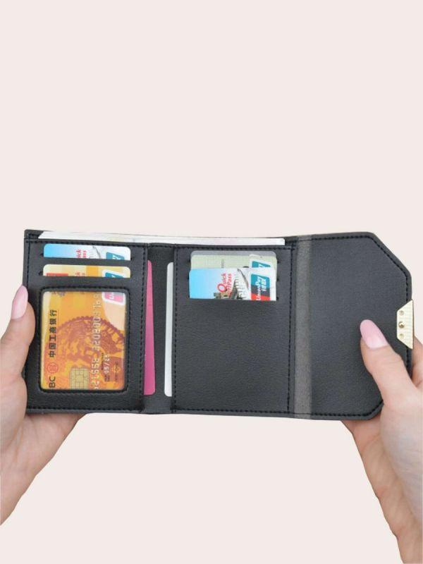 محفظة قابلة للطي جلد-5