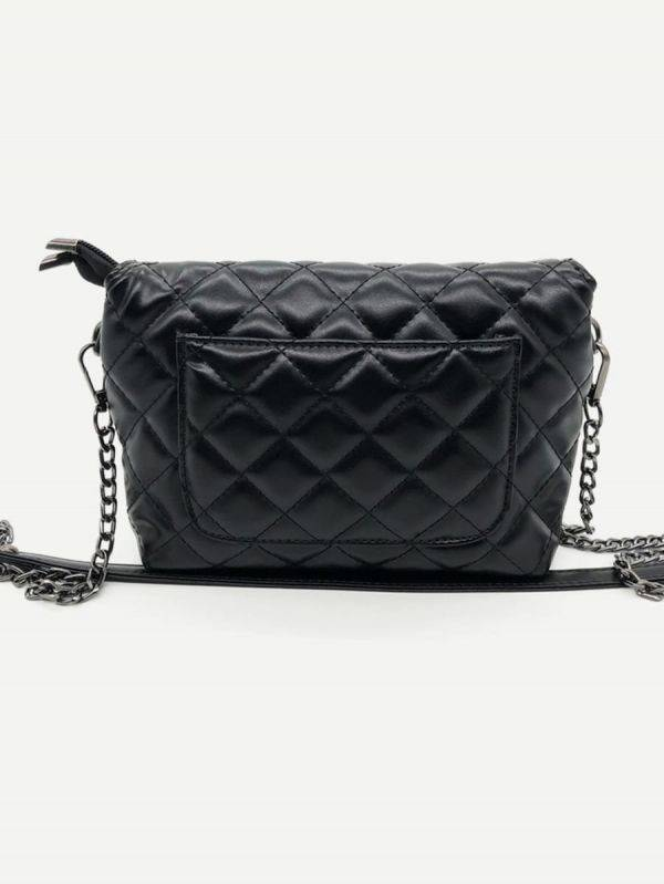Bag size black medium