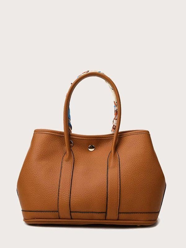 حقيبة يد نسائية بني-6