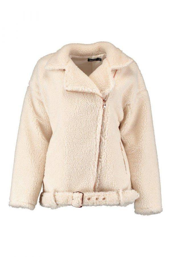 PUHU Brand Fur Jacket