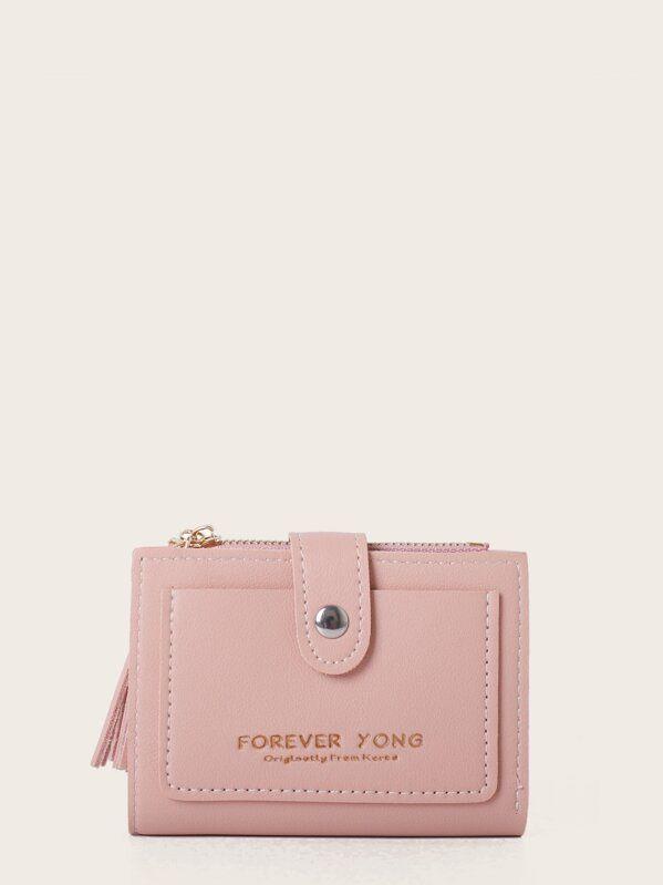 محفظة وردية FOREVER-5