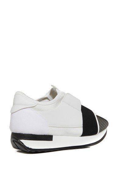 Sneaker pila white mesh