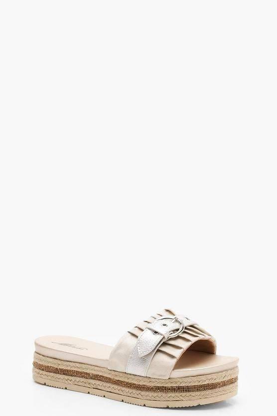 Sandal Slider Bauho brand