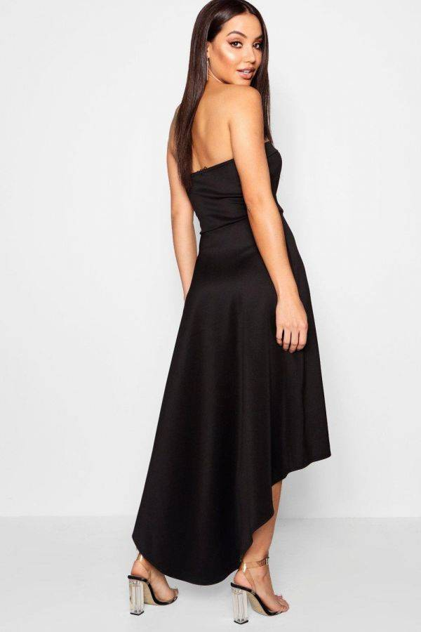 Midi Gini Bando Dress from Boho