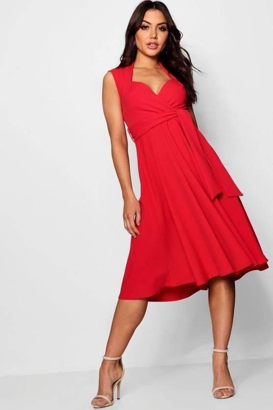 دريس فستان جيسي سويت هارت ميدي-1