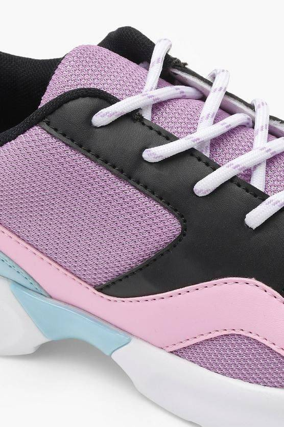 A colorful sporty pastel from Boho
