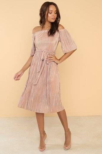 Blitz Mi Short Pink Dress