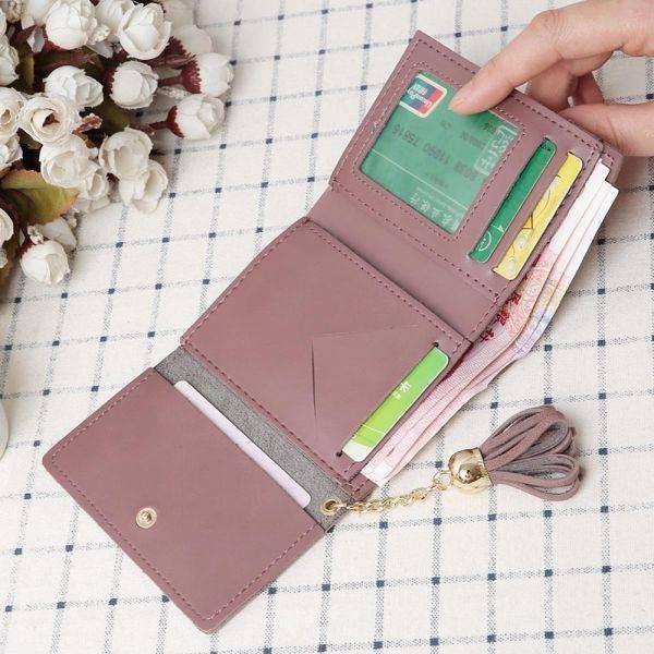 Black women's wallet