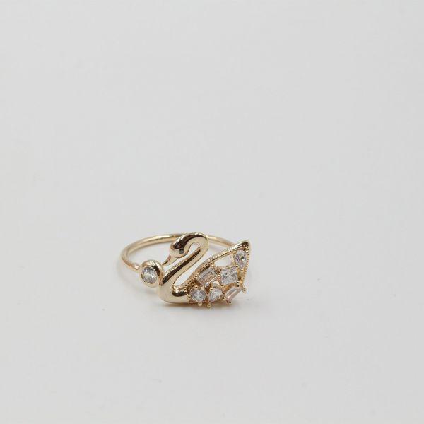 New Zircon Engagement Ring