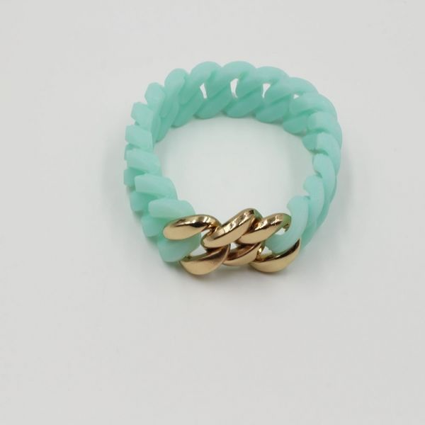 Bracelet colored silicone