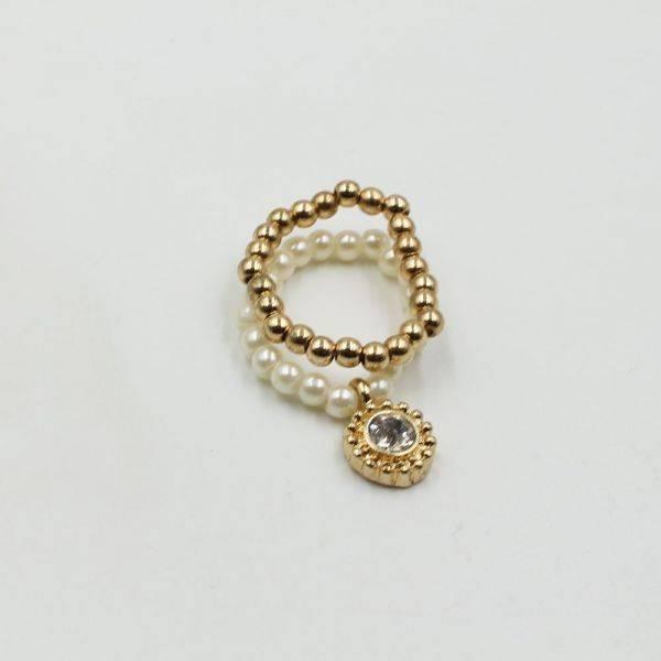 Ring of Lulu Twins