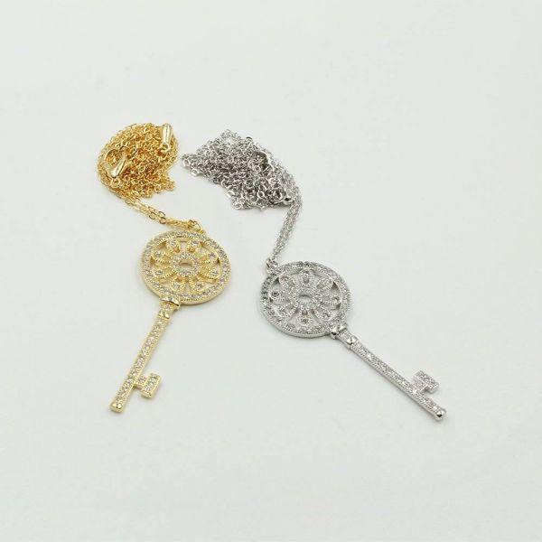 سلسال تيفاني مفتاح طويل-17