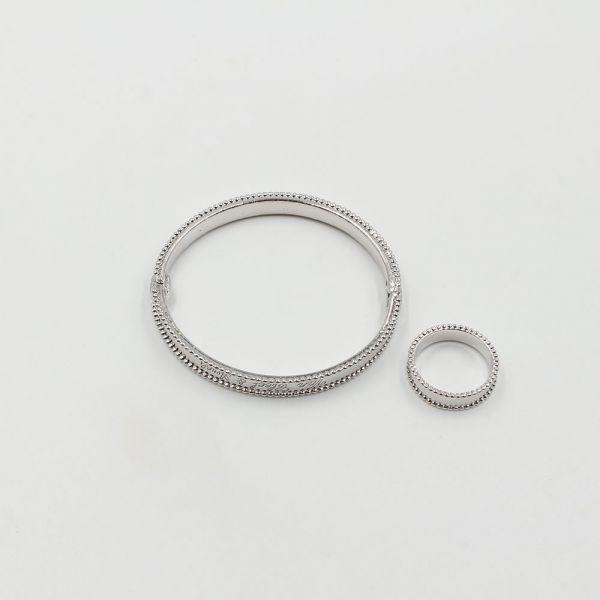 طقم اسواره وخاتم فان كليف & اربلز SLIM-7